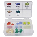 K Tool International 00069, ATM Glo-Fuse Assortment - 5 Different Amp Sizes - 25 Piece