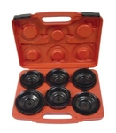 K Tool International 73635, 17 Piece Master Oil Filter Wrench Set