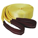 K Tool International 73810, Tow Strap With Looped Ends 2in X 20ft 15000 lb