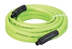 Legacy Manufacturing HFZ1225YW3, Flexzilla 1/2in x 25ft Air Hose with 3/8in MNPT Fittings