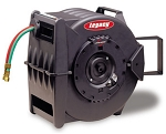 Legacy Manufacturing L8363, Levelwind Retractable Hose Reel for Oxy-Acetylene with 1/4in I.D. x 50ft Hose