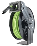 Legacy Manufacturing L8611FZ, ZillaReel Workforce 3/8in x 50ft Retractable Air Hose Reel