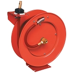 Lincoln Lubrication 83753, Air Hose and Reel - 50ft x 3/8in