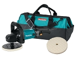 Makita 9237CX2, 7in Electric Polisher / Sander Kit with Bag