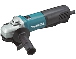 Makita 9564P, 4-1/2in SJS Paddle Switch Electric Angle Grinder