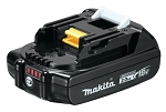 Makita BL1820B, 18 Volt 2.0 Amp Hour Lithium Ion Battery for LXT