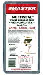 Master Appliance 11823, 50 Piece Crimp / Solder and Seal Butt Splice Minipak