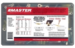 Master Appliance 11824, 120 Piece Crimp / Solder and Seal Connector Kit
