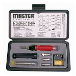 Master Appliance EI-20K, 4 in 1 Heat Tool Kit
