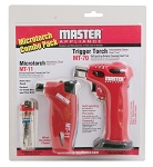 Master Appliance MT-70P, Microtorch Combo Pack