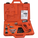 Master Appliance PH-1200K, Proheat Varitemp Heat Gun with 5 Attachments and Case