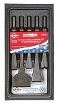 Mayhew 32023, 5 Piece Pneumatic Cut Chisel Scraper Set