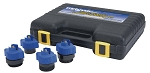 Mityvac MVA4650, Mityvac - Cooling System Cap Adapters - Extended Kit