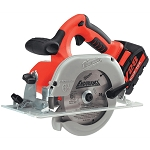 Milwaukee 0730-22, 6-1/2in Cordless Circular Saw Kit