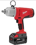 Milwaukee 0779-22, M28 1/2in Cordless Impact Wrench Kit