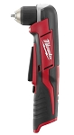Milwaukee 2415-20, M12 3/8in Cordless Right Angle Drill / Driver - Bare Tool Only