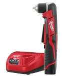 Milwaukee 2415-21, M12 3/8in Cordless Right Angle Drill / Driver Kit