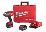Milwaukee 2767-22, M18 FUEL High Torque 1/2in Impact Wrench with Friction Ring Kit