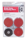 3M 01410, Roloc Brake Rotor Surface Conditioning Disc Starter Pack
