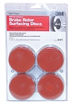 3M 01411, Roloc Brake Rotor Surface Conditioning Disc Refill Pack
