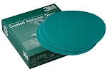3M 01549, 8in Green Corps Stikit Production Disc 50 Discs Per Box