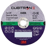3M 33460, Cubitron II CutOff Wheel 4in