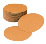 3M 00962, 5in Hookit Gold Film Disc 100 Discs Per Box