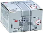 3M 00969, 6in Hookit Finishing Film Disc 100 Discs Per Box