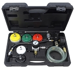 Mastercool 43306, Heavy Duty Cooling System Pressure Test and Refill Kit