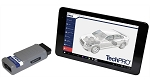 MAHLE 402 80006 00, TechPRO with Preloaded 10in Tablet