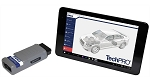 MAHLE 402 80004 00, TechPRO with Preloaded 8in Tablet