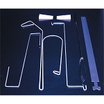 Mountain 4507, 7 Piece Lockout Kit