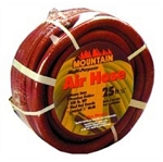 Mountain 643825RJ, 25ft x 3/8in Rubber Hose