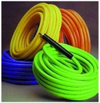 Mountain 663825B, 25ft x 3/8in Blue Hose