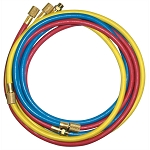 Mountain 8272, R134a 72in Standard R134a Charging A/C Hose Set