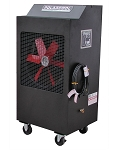PolarCool 6622-1000, 18in Black Galvanized Steel Evaporative Cooler