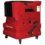 Port-A-Cool PACSNCY2EA, Cyclone 2000 Evaporative Cooler (Red)