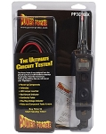 Power Probe PP3CSBLK, Power Probe III Circuit Tester - Black - Clam Shell