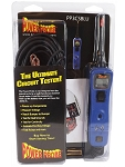 Power Probe PP3CSBLU, Power Probe III Circuit Tester - Blue - Clam Shell