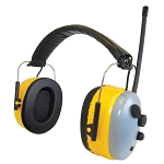 SAS Safety 6108, AM / FM Earmuff Hearing Protection