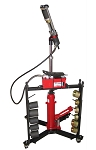 Schley Products Inc 11000, Mobile Hydraulic Press Tool with Hand Pump