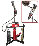 Schley Products Inc 11000A, Mobile Hydraulic Press Tool with Air Pump