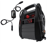 Schumacher Electric DSR114, Jump Starter ProSeries Single Battery with Memory Saver