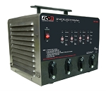 Schumacher Electric INC-406A, 6A 6/12V  Automatic Four Bank Automatic Battery Charging Station