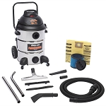Shop Vac 9541610, Shop-Vac Professional 16 Gallon Stainless Steel Vacuum
