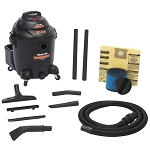 Shop Vac 9621210, 12 Gallon 6.5 HP Wet / Dry Utility Vacuum