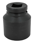 SK Tools 35438, 3/4in Drive Standard 12 Point Thin Wall Impact Socket 1-3/16in