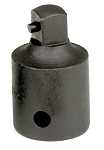 SK Tools 84607, 3/4in Female - 1in Male Impact Socket Adapter