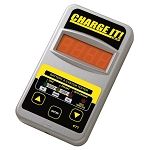 SOLAR CT7, 12 Volt Charge It Digital Battery and System Tester