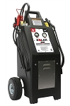 SOLAR HT1224AGM, Heavy Truck 12/24 Volt Commercial Battery Charger / Starter with AGM Batteries